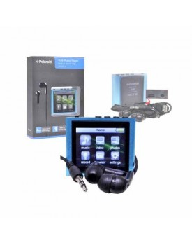 "REPRODUCTOR MP4 - 4GB / 1.8"" Touchscreen (POLAROID)"