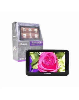 "REPRODUCTOR MP4 - 4GB / 5"" / Touchscreen (POLAROID)"