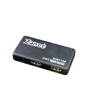 Switch ZHD1102 2-Puertos HDMI (ZONET)