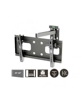 """SOPORTE P.TV/LCD/LED Movil C.Nivel hasta 42"""" (BRATECK)"""